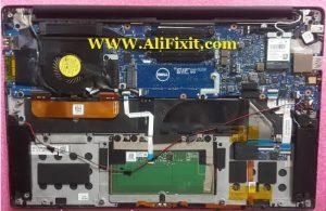 Dell XPS 9360 bios