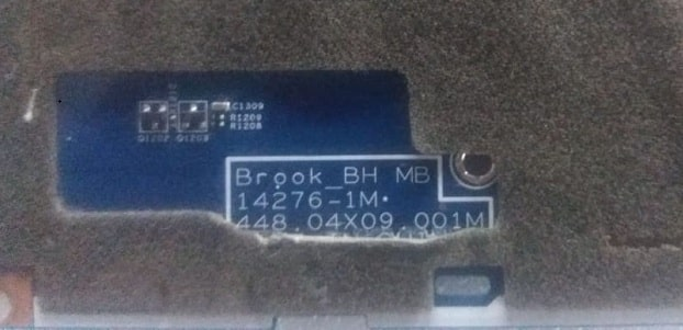 Acer E5-772 14276-1M Bios